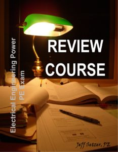 Electrical Engineering Power PE Exam Review Course